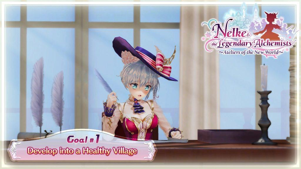 Recensione - Nelke & the Legendary Alchemists ~Ateliers of the New World~